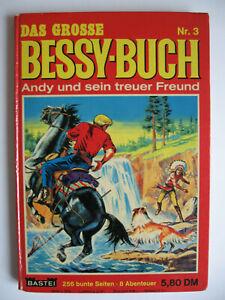 Bessy Buch Nr.3, Bastei, Zustand 2-