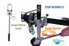 New Trailer Wheel Jack Arm for Quick Swivel Dual Wheel Turning. Bolt-On