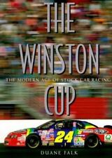 The Winston Cup by Duane Falk (2000, Hardcover)