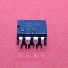 5 STK. AT24C01B-PU - ATMEL - Two-wire Serial EEPROM 1K (128 x 8) - RoHs - 5pcs.