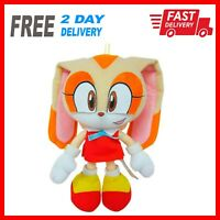Great Eastern Sonic The Hedgehog Cream The Rabbit 7.5 inch Plush Toy (GE8992)