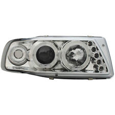 2 x Scheinwerfer LED für Seat Ibiza 6K 93-00 Angel Eyes chrome