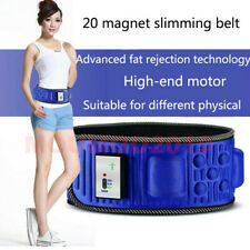 Useful Electric Tummy Slimming Belly Fat Burner Lose Weight Fitness Massage Belt
