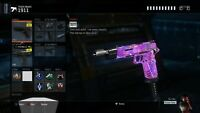 Bo3 modded accounts all DLC weapons unlocked Dark matter lvl 1000 +90 OP class