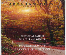 Abraham-Hicks Esther 10 CD Best of Abraham 2013 Fall and Winter - NEW
