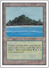 WOTC MtG Unlimited  Tropical Island (R) EX-