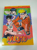 Naruto Edizione Integra Episodi 176 A 200 - 5 X DVD Spagnolo Giapponese