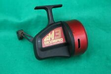 IBM3 OLYMPIC Closed face spinning course fishing vintage fishing reel