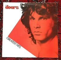 THE DOORS - Greatest Hits (1960) Vinyl LP (X5E-515) Blues Rock Psychedelic Rock