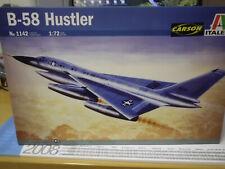 Italeri 1142 1:72 Convair B-58 HUSTLER NEU OVP