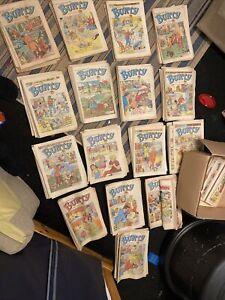 Bunty Magazines 1984- 1987