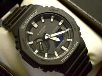 Casio G-SHOCK carbon core guard GA-2100-1AJF NEW! ga-2100-1ajf