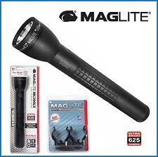 Maglite ML300LX LED Torch Flashlight 625 Lumens 3-Cell D plus Mounting Brackets
