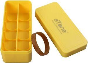 Multi-Format Film Container Case Storage Box For 35mm 120 220 135 Kodak Fuji