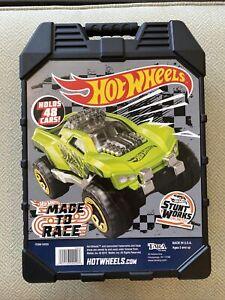 Hot Wheels 20020 Molded 48 Car Case