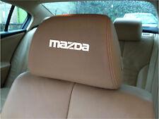 Asiento de coche Mazda/Reposacabezas Calcomanías-Insignia-X5 de Gráficos Pegatinas De Vinilo