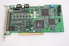 Adlink Motion Controller Board Pci-8164 007,51-12406-0A3 Tested Working Free