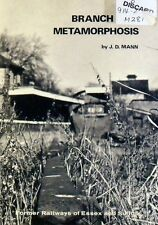 Branch Line Metamorphosis by Mann J. D - Book - Soft Cover - Transport