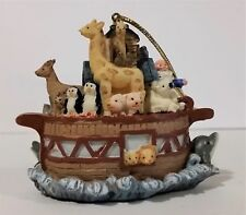 Avon Noah's Ark Ornament - 2001