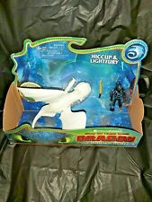How to Train Your Dragon 3 Hidden World 2019 Hiccup & Lightfury Action Figures