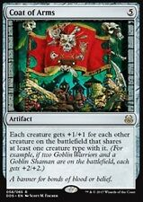 Coat of Arms ~ Mind vs Might ~ NearMint ~ Magic The Gathering