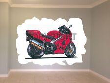 Huge Koolart Cartoon Honda Vfr 800I Wall Sticker Poster Mural 1142