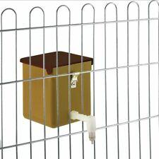 5 x Spezial Kaninchentränke 500 ml Tränkeflasche Trinkflasche Nippeltränke 74163