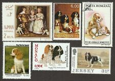 Cavalier King Charles Spaniel * Int'l Dog Stamp Art Collection *Great Gift Idea
