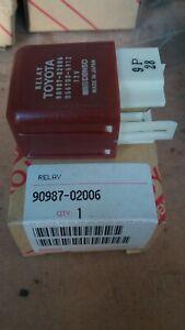 Toyota hilux 4RUNNER  Denso Relè 9098702006 90987-02006