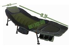lettino da pesca carp fishing campeggio sei gambe letto sdraio sdraia carpfishin