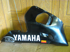 Yamaha YZF 600 R6 Bellypan 5EB 2002 Right Side