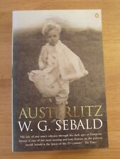 Austerlitz by W. G. Sebald (Paperback, 2002)