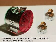 5 Red+5 Green14v Bulbs American Flyer Accy/'s