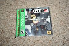 Grand Theft Auto 2 Gh Greatest Hits (Sony Playstation 1 ps1) Complete