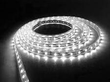 LED Strip Light White Colour  2x5M=10M with 12V/1A DC Adaptor 600 Led's in 10mtr