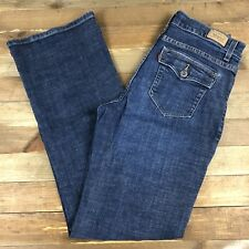 Levi's 512 Women's Perfectly Slimming Boot Cut Jeans Size 10 MEDIUM (30x31) Mid