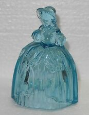 Boyd Glass Marguerite Doll Teal