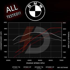 BMW ECU Remap Tuning Files