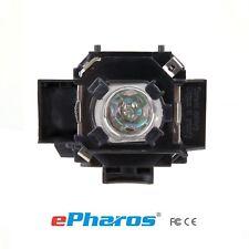 ELPLP34 V13H010L34 Lamp For EPSON PowerLite 82C/ PowerLite 76C/ PowerLite 62C