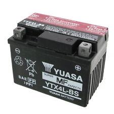 BATTERIA YUASA YTX4L-BS 94/97 SUZUKI AP R/T R7 50 06.50390 12V/3AH