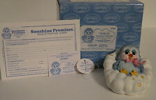 """Sonshine Promises Product # 7008G """"A BABY GIRL-A PERFECT MIRACLE"""" 3 3/4"""" Tal NIB"""