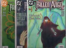 FALLEN ANGEL #1-#22 SET (NM) PETER DAVID