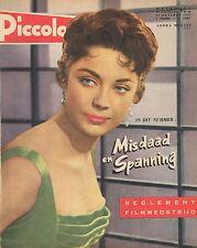 MAGAZINE PICCOLO 1957 nr. 43 - ANDRE MARTIN / BARBARA NICHOLS / JOSE GRECO