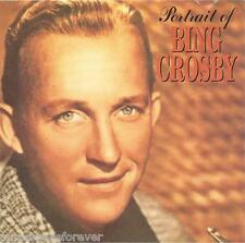 BING CROSBY - Portrait Of Bing Crosby (UK 20 Tk CD Album)