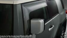 Toyota FJ Cruiser Weather Sheild Left Hand GENUINE NEW