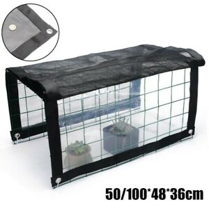 DIY Shapes Greenhouse Outdoor Plants Growing Sunshade And Rain Canopy Frame Kits