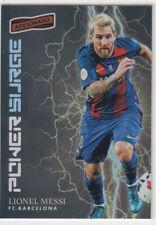 Panini 2016-17 Aficionado Power Surge Lionel Messi Barcelona