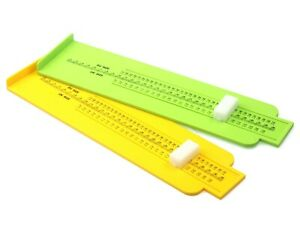 Latest, accurate Foot Sizer for Infants, Kids, Adults UK Sizes 1-15 EU 17-51