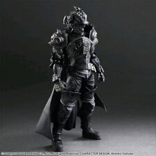 1:6 Scale Figures--Final Fantasy 12 - Gabranth Play Arts Action Figure