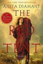 The Red Tent by Anita Diamant (2007, Paperback) Excellent condition